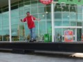 Dom - Feeble gring on the Asda block, Poole