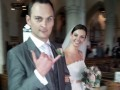 Congratulations Jules & Jo! Married in Godalming Church