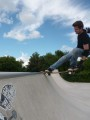 Tim, tailslide at Sherborne