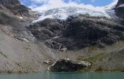 Joffre Glacier, above Joffre Lake no.3