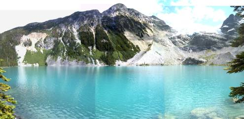 Joffre Lake no.3