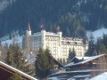 The new fairytale castle-style hotel in Gstaad